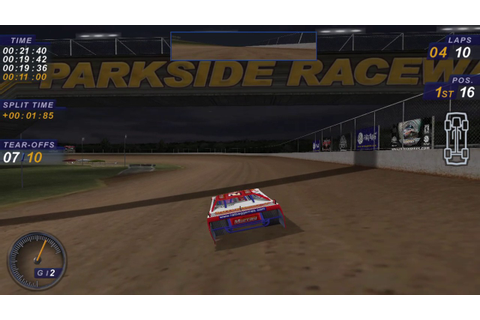 Dirt track racing 2 - YouTube