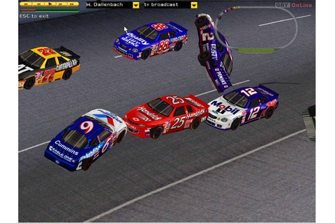 NASCAR 2000 - screenshots gallery - screenshot 1/6 ...