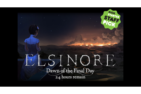 Elsinore, a time-looping adventure game by Katie Chironis ...
