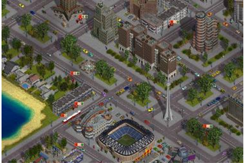 Traffic Giant Game