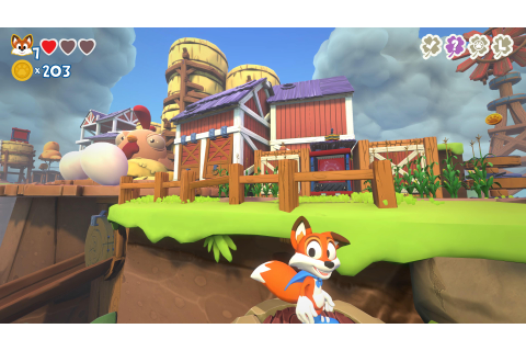 Super Lucky's Tale | THQ Nordic GmbH