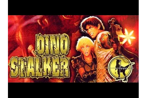 Dino Stalker - Stage 1 - Cretaceous Creatures - YouTube