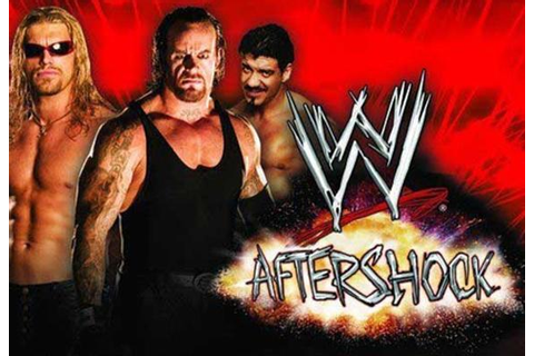 WWE Aftershock - WWE Games Database