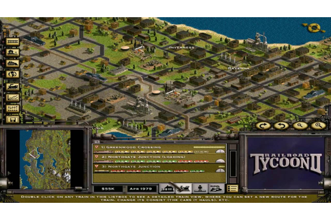 Railroad Tycoon 2 Platinum - 26 - Second Century: Seattle ...