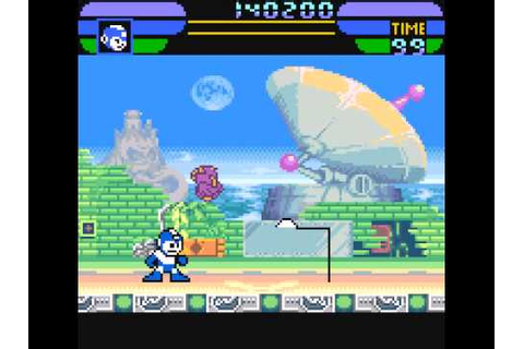 Rockman - Battle and Fighters (NGPC) - Vizzed.com GamePlay ...