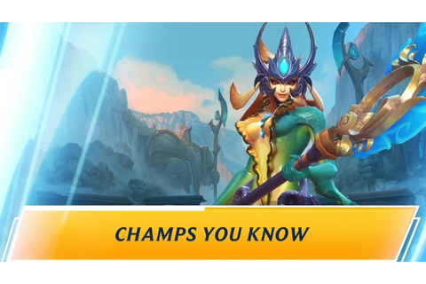 League of Legends: Wild Rift APK 1.0 Download for Android