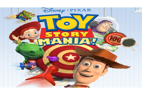 TOY STORY MANIA | DISNEY/PIXAR | Story Part 1 ...