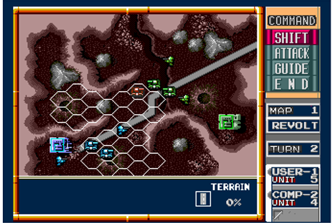 Play Military Madness NEC TurboGrafx 16 online | Play ...