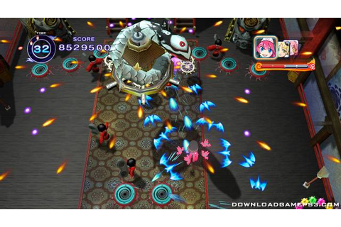 Mamorukun Curse PSN - Download game PS3 PS4 PS2 RPCS3 PC free