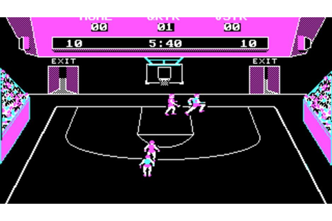 GBA Championship Basketball: Two-on-Two