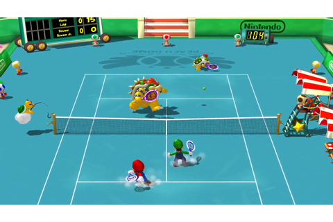Mario Tennis Download Game | GameFabrique