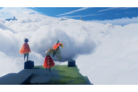 Journey Developer Thatgamecompany Reveals Sky - IGN