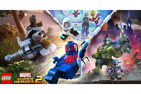 LEGO Marvel Superheroes 2 Announced - Cosmic Book News