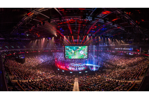 The League of Legends 2016 World Championship Finals Are ...