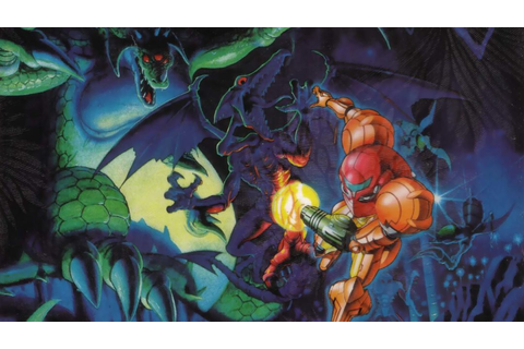 Super Metroid at 25: The Perfect Video Game Wilderness ...