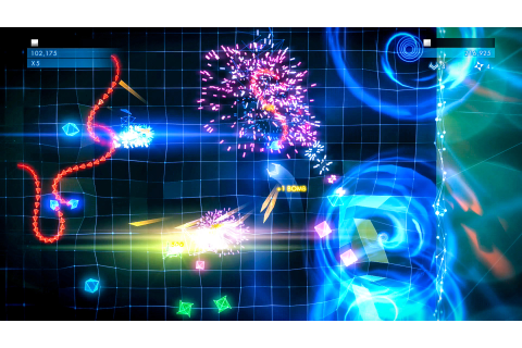 Geometry Wars™ 3: Dimensions Evolved on Steam