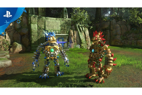 Knack 2 – PlayStation Experience 2016 Trailer | PS4 - YouTube