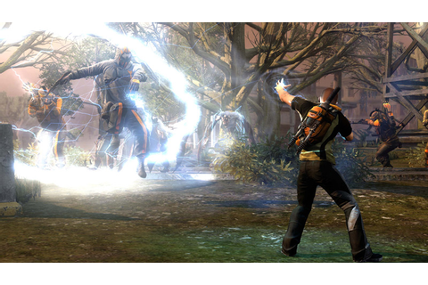 inFAMOUS 2 (PS3): Amazon.co.uk: PC & Video Games