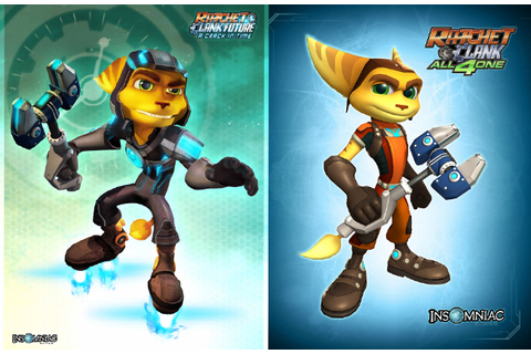 Ratchet & Clank: All 4 One | FergaTroid