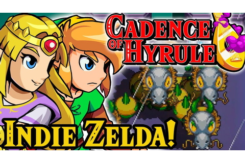 Cadence of Hyrule - The New Zelda Indie Game! (Discussion ...