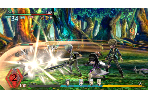 PS4/PS Vita Exclusive JRPG Exist Archive by tri-Ace Gets ...