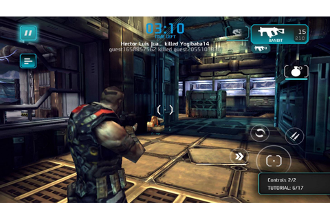 Gaming: The 10 Best Free Shooting Games for Android ...