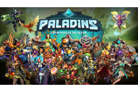 The champions of the realm : Paladins