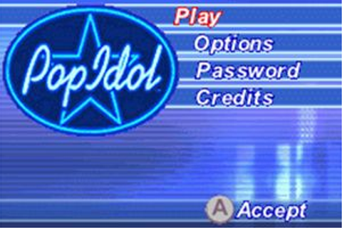 Pop Idol GBA Rom - Download Game PS1 PSP Roms Isos ...
