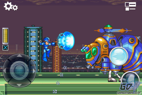 Mega Man X (iPhone / iPad / Android) Review | GameDynamo