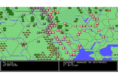 Gary Grigsby's War in Russia (1993) by SSI MS-DOS game