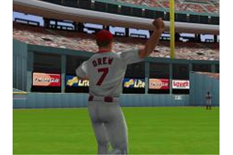 Triple Play 2001 Download (2000 Sports Game)