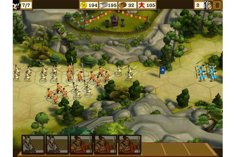 Total War Battles: Shogun | Articles | Pocket Gamer