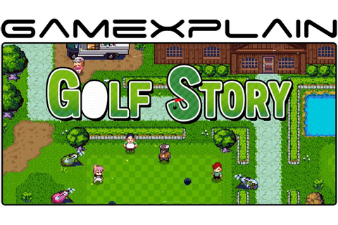 Golf Story - Game & Watch (Nintendo Switch) - YouTube