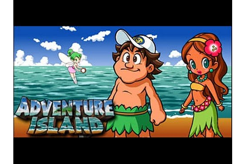 Adventure Island - Game Series - YouTube