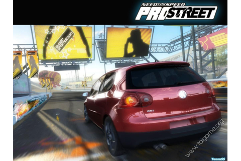 Need For Speed: ProStreet - Download Free Full Games ...