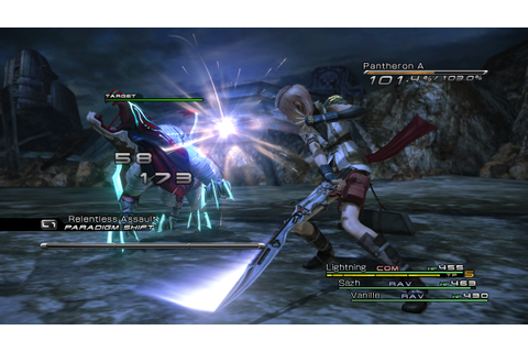 eagle3zio PC Games: Final Fantasy XIII