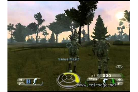 Tom Clancy's Ghost Recon - Jungle Storm [PS2] - YouTube