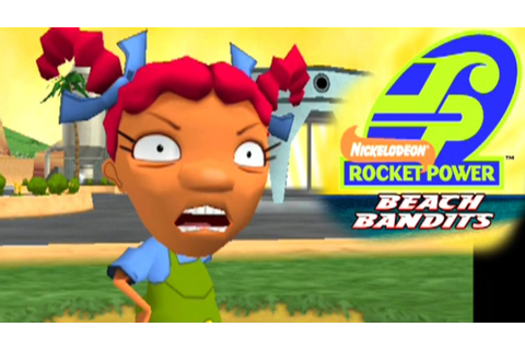Rocket Power: Beach Bandits ... (PS2) - YouTube
