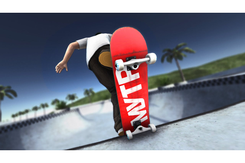 MyTP Skateboarding - Free Skate Game for iPhone, iPad and ...