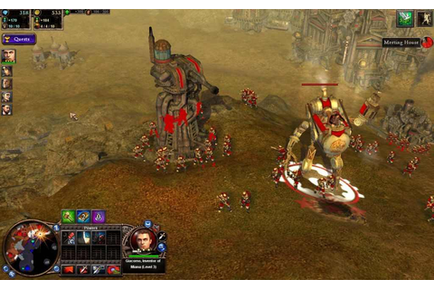 Rise of Nations Rise of Legends Download Free Full Game ...