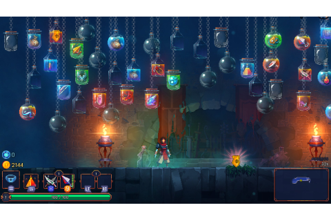 Dead Cells getting customisable Custom Mode, teasing first ...
