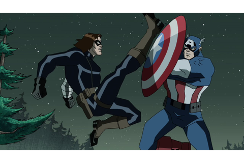 Winter Soldier (episode) | The Avengers: Earth's Mightiest ...