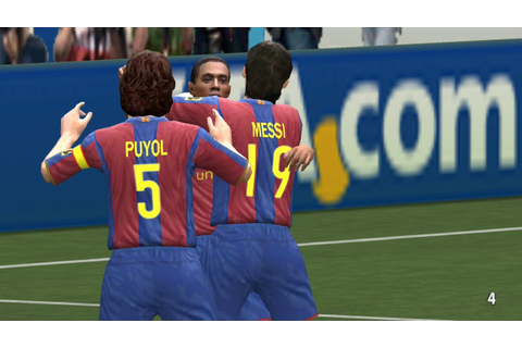 FIFA 08 PC Gameplay Full HD - YouTube