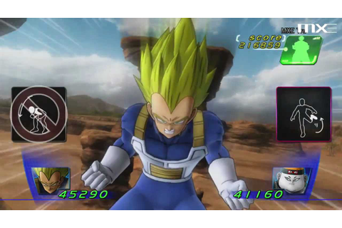 Dragon Ball Z for Kinect - Android & Cell Saga HD - YouTube