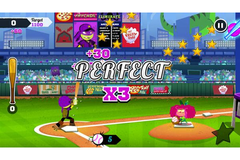 Nickelodeon Baseball Stars Sports Game