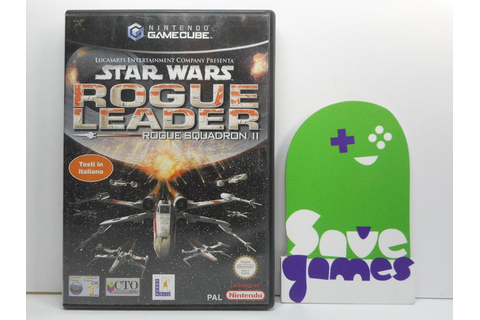 Star Wars Rogue Leader Rogue Squadron II - Save Games