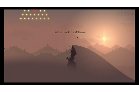 Alto's Adventure: Perfect Addictive Endless Snowboarding ...