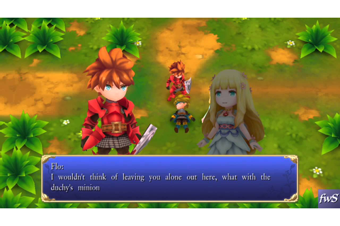 Adventures of Mana Gameplay Video HD (iOS/Android) - YouTube
