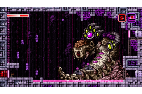 Axiom Verge | Wii U download software | Games | Nintendo