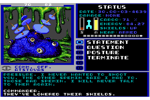 The CRPG Addict: Starflight II: We Come in Peace, Shoot to ...